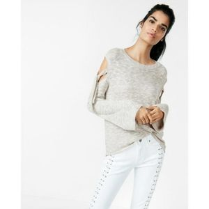 Express Tie-Sleeve Sweater